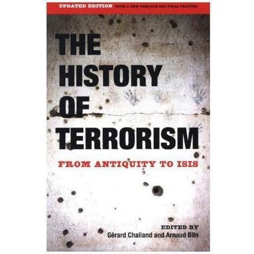 The History Of Terrorism (9780520292505)