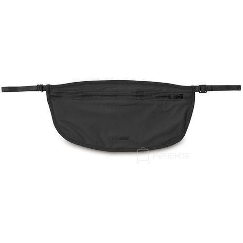 Pacsafe Coversafe S100 dyskretna saszetka podróżna biodrowa / etui podróżne - Black