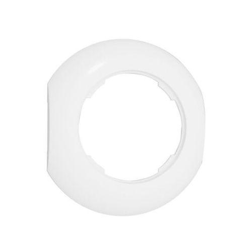 Ramka pojedyncza lf1002w loft środkowa biały marki Dpm