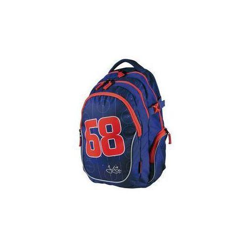 Stil Plecak szkolny teen jágr 68 niebieski