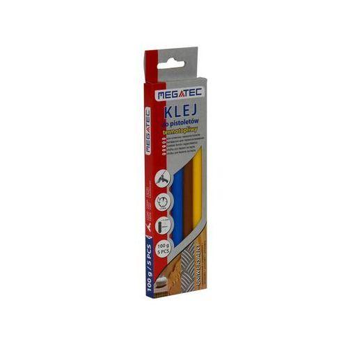 Klej termotopliwy bn kolor 11.2 mm / 200 mm 5 szt. marki Termik