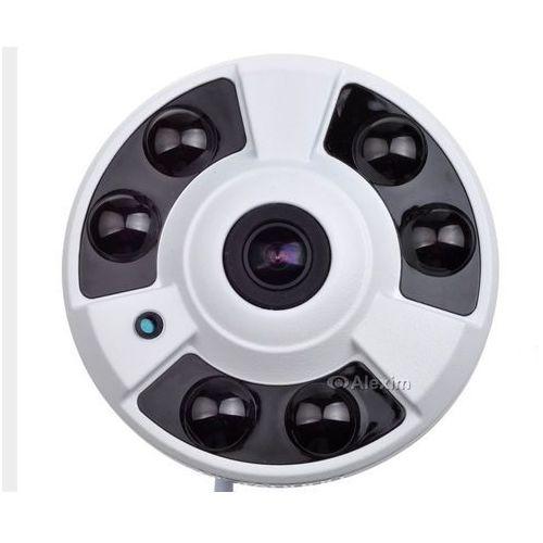 Alexim Kamera kopułkowa ahd fisheye 1080p