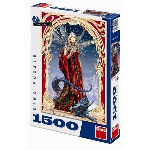Neuveden Vládkyně v avalonu - puzzle 1500 dílků