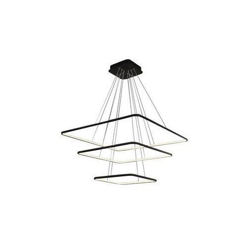 lampa wisząca led nix black czarny 519 marki Milagro