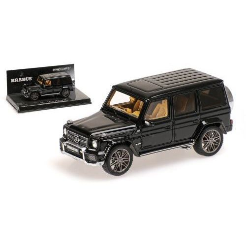 Minichamps  brabus g v12 800 2012 (black) (4012138118409)