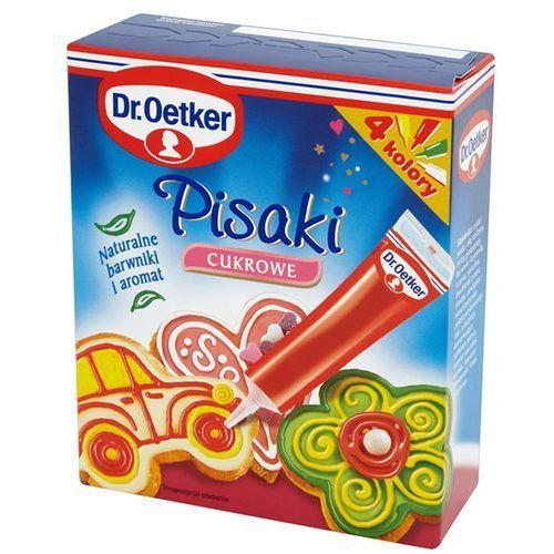 DR OETKER 76g Pisaki cukrowe   DARMOWA DOSTAWA OD 150 ZŁ! - produkt z kategorii- Pozostałe ciasta i słodycze