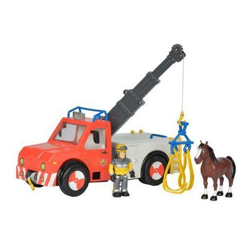 Dźwig Phoenix z koniem Strażak Sam Simba 9258280, 5_557733