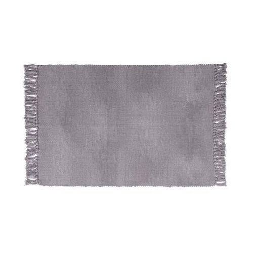 Dywan BASIC siwy 50 x 80 cm wys. runa 3 mm INSPIRE