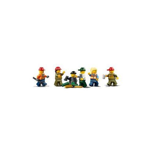 60198 POCIĄG TOWAROWY ( Cargo Train) KLOCKI LEGO CITY