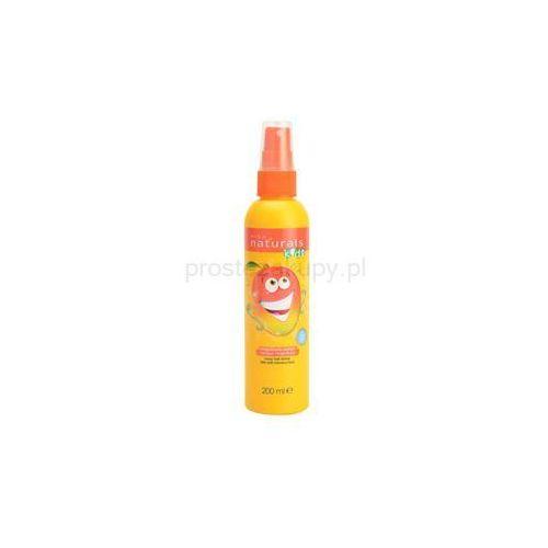 naturals kids spray dla łatwego rozczesywania włosów + do każdego zamówienia upominek. wyprodukowany przez Avon