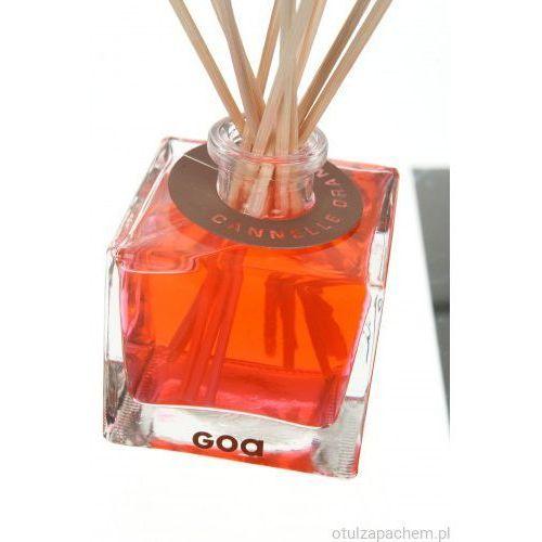 - dyfuzor zapachowy - kubik - cynamon z pomarańczą marki Goa