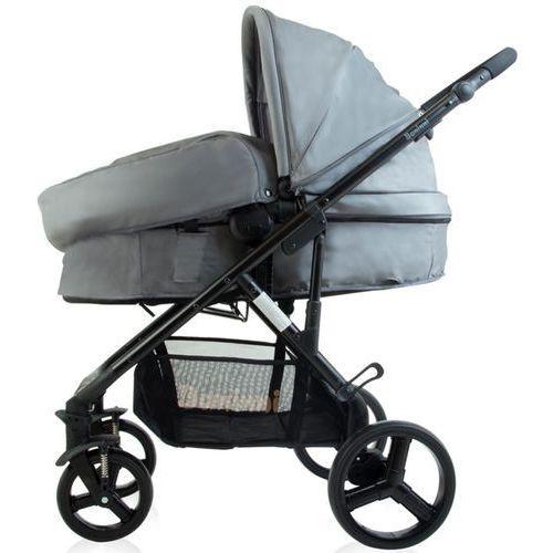Baninni wózek 3w1 nobel, 15 kg, szary, bnst021-dgy