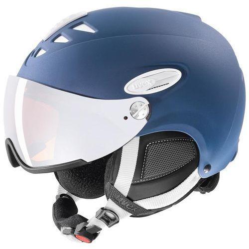 Uvex hlmt 300 visor niebieski 57-59 cm 2017-2018