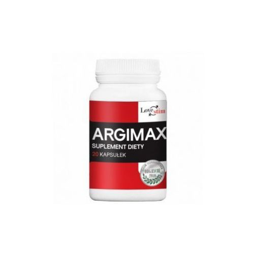 Argimax, dawka seksualności + marki Lovestim