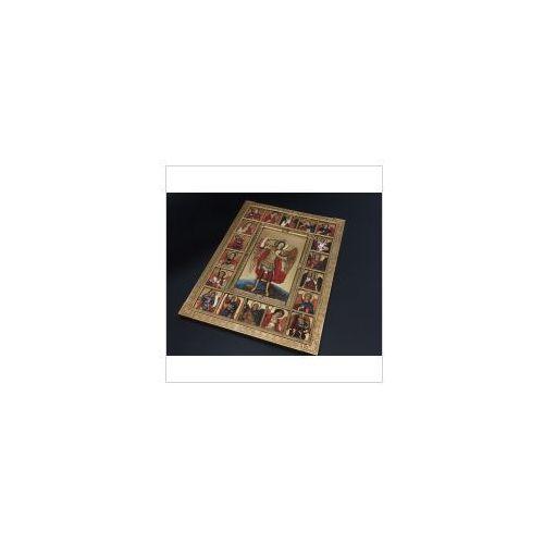 Ikona - obraz św michał kolor - (wu76286aa) marki Veronese