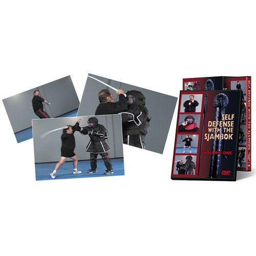DVD Cold Steel Self Defense With The Sjambok (VDFSK) z kategorii Filmy karate i sztuki walki