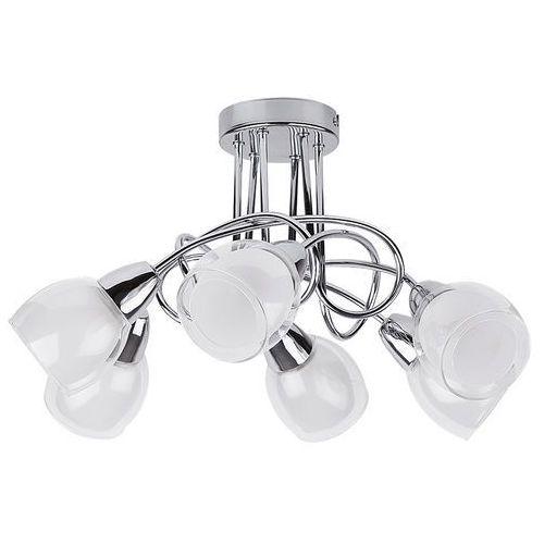 Plafon lampa sufitowa Rabalux Dave 6x40W E14 chrom 6085