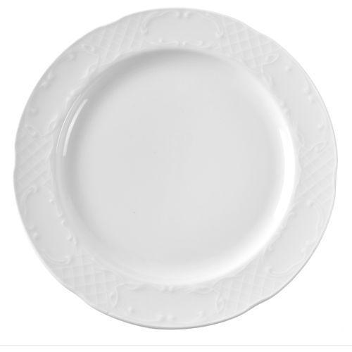 Talerz płytki porcelanowy śr. 27 cm palazzo marki Fine dine