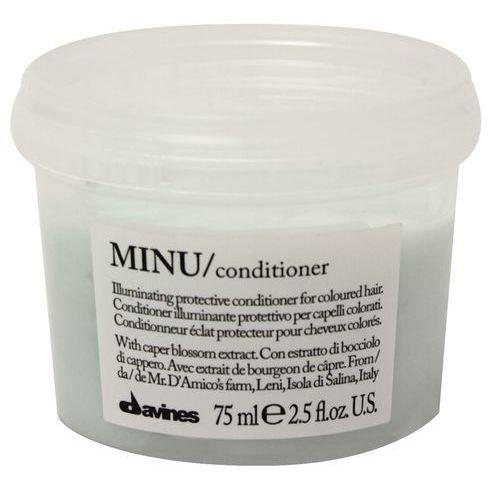 Davines Minu - odżywka do włosów farbowanych 75ml (8004608253396)