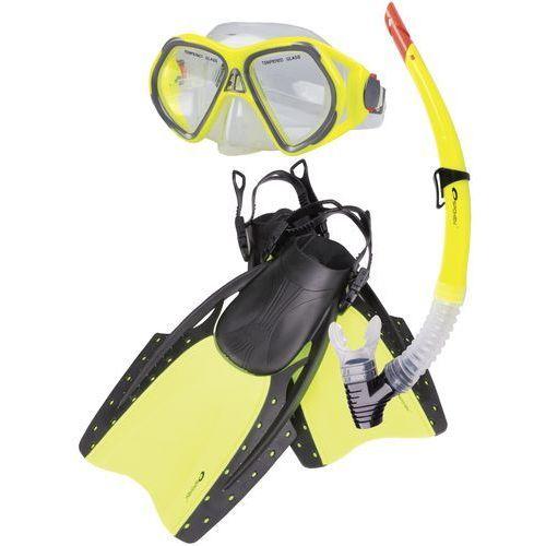 Zestaw do nurkowania SPOKEY Reef (rozmiar 42 - 46) + DARMOWY TRANSPORT! z kategorii Maski, płetwy i fajki