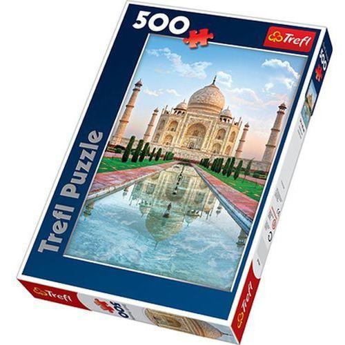Trefl Puzzle 500 elementów. świątynia taj mahal 37164