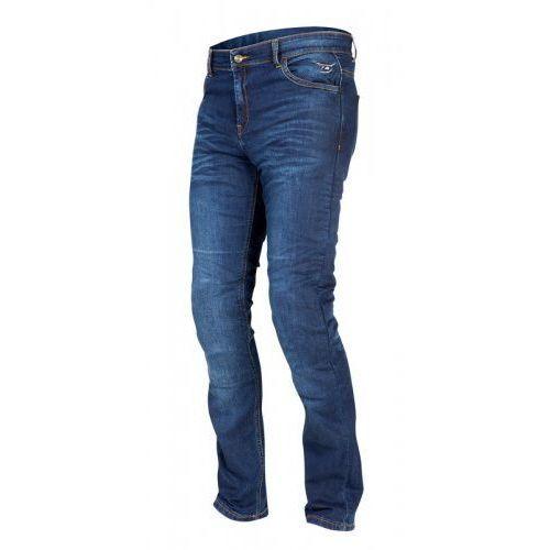Spodnie jeans classic men blue marki Rebelhorn