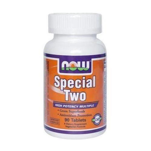 Now Foods Special Two 90 tabl. - naturalne witaminy i minerały, produkt z kategorii- Witaminy i minerały
