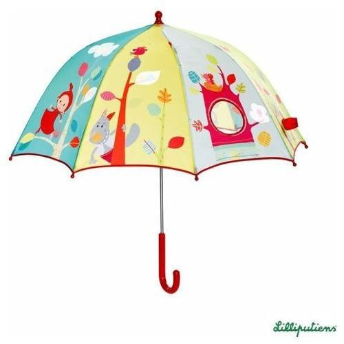 LILLIPUTIENS Parasol - Wilk Nicolas z kategorii Parasolki