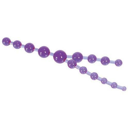 Triple Anal Pleasure Beads – Potrójne koraliki analne