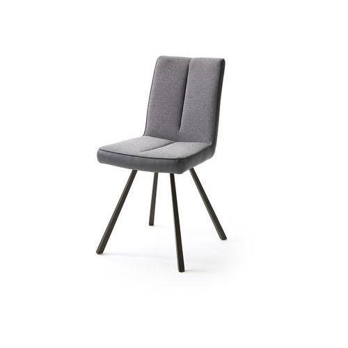 Krzesła nowoczesne LILIANA stelaż metal - własna kompozycja