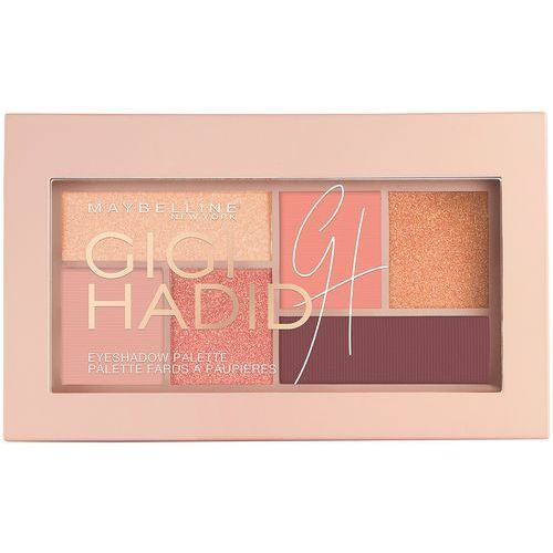 MAYBELLINE - GIGI HADID - EYESHADOW PALETTE - WARM - Paleta cieni do powiek (3600531482176)