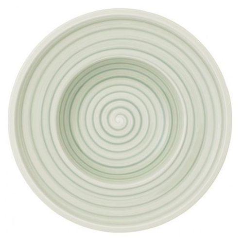 Villeroy&boch Villeroy & boch talerz głęboki 25 cm artesano nature vert