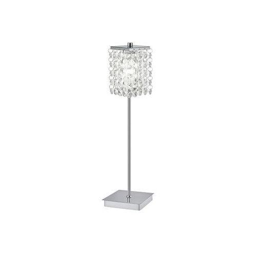 Eglo 85333 - kryształowa lampa stołowa pyton 1xg9/33w/230v