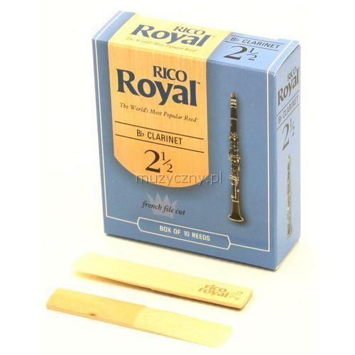 Rico Royal 2.5 stroik do klarnetu B