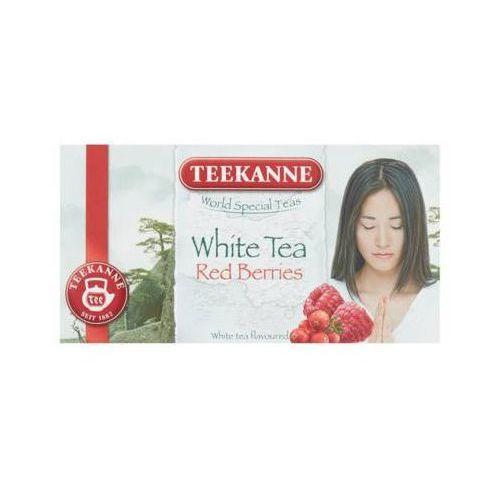 20x1,25g world special teas żurawina i malina herbata biała marki Teekanne