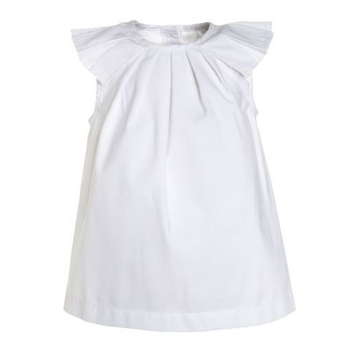 Benetton Tunika white, 5P285Q39E