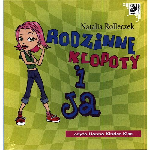 Rodzinne kłopoty i ja. Audiobook (CD/Mp3) (2012)