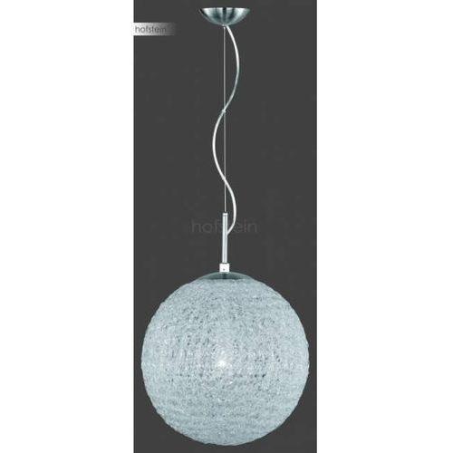 Trio 3078 lampa wisząca Nikiel matowy, 1-punktowy - Dworek - Obszar wewnętrzny - SWEETY - Czas dostawy: od 3-6 dni roboczych, kolor Nikiel