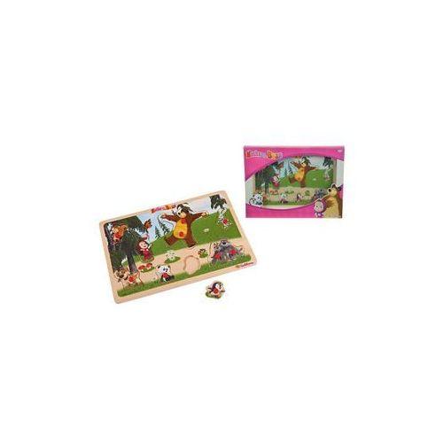 Eichhorn masza puzzle z uchwytami