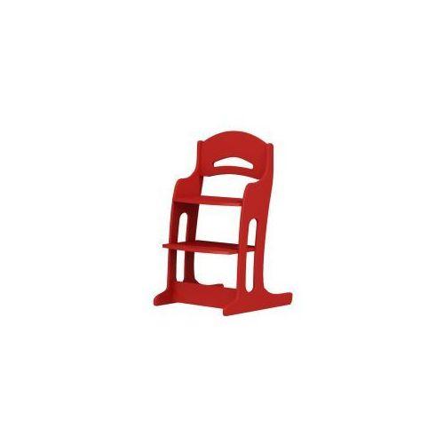 Babybest Uniwersalne krzesełko comfortchair, czerwone
