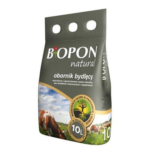 Biopon Obornik bydlęcy granulat 10 l (5904517105478)
