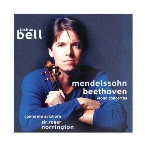 Beethoven And Mendelssohn: Violin Concertos - Joshua Bell, Camerata Salzburg - sprawdź w wybranym sklepie
