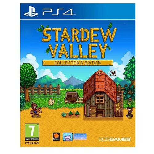 OKAZJA - Stardew Valley Collector's Edition (PS4)