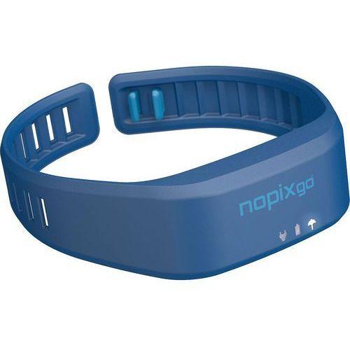 Nopixgo Opaska przeciw komarom npg433 niebieska (7629999047068)