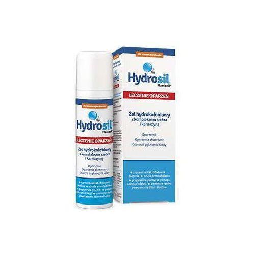 Hydrosil leczenie oparzeń żel hydrokoloidowy 75g marki Sequoia sp. z o.o.