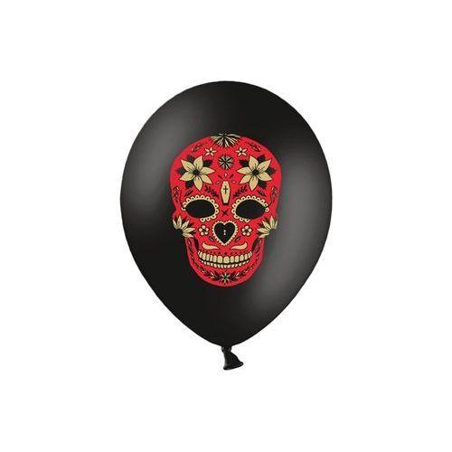 Party deco Balony z nadrukiem meksykańska czacha 30 cm - 50 szt (5902230780439)