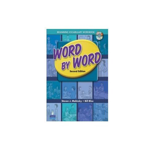 Word by Word Picture Dictionary Beginning Vocabulary Workbook (9780131892293)