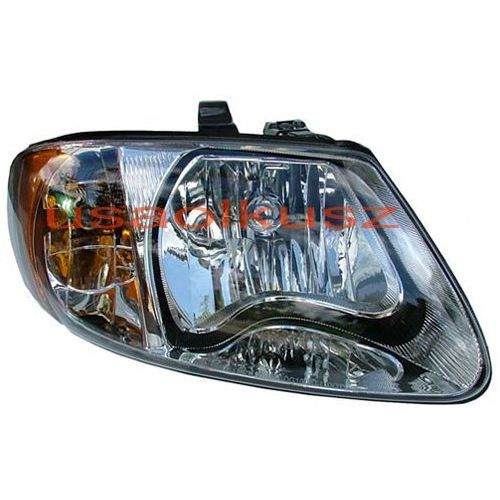 Prawy reflektor USA Chrysler Voyager Town&Country 2001-2004