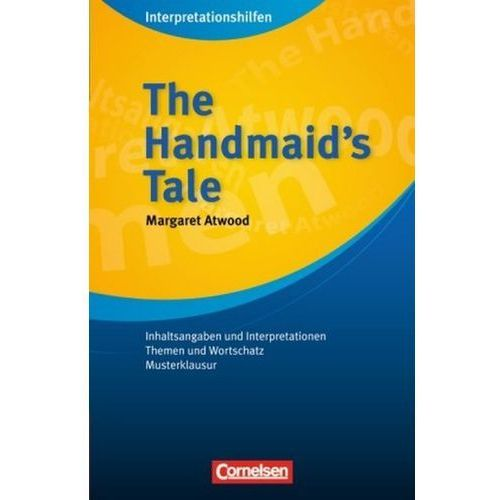 Margaret Atwood 'The Handmaid's Tale' (9783589222216)