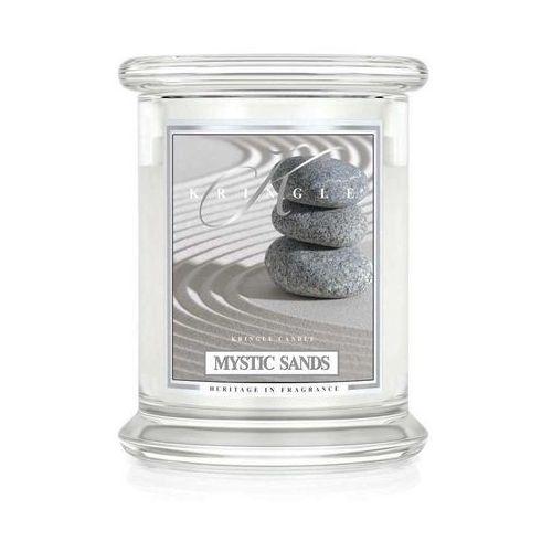 Mystic Sands świeca zapachowa Kringle Candle Mały słoik 8,5oz 240g